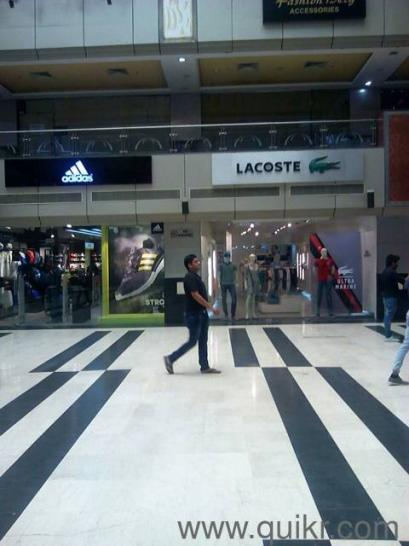 e0232a98b50 Listing - Running Lacoste Show Room For Sale in New Delhi