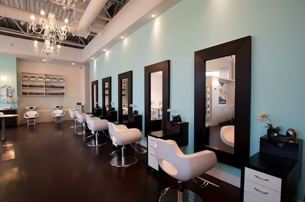 Hair Styling Stations For Sale: Running Fully Furnished Beauty Salon For Sale In