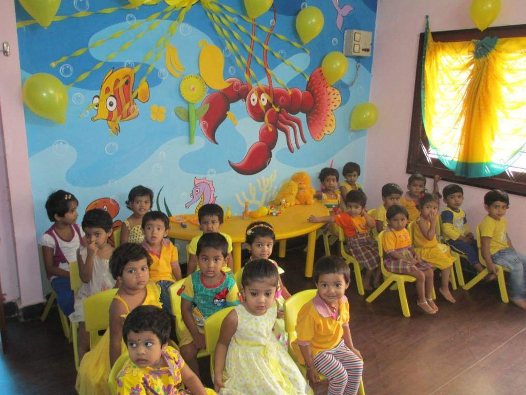 Profitable BLOSSOMS Preschool Franchise For Sale In Kolkata, West Bengal, India