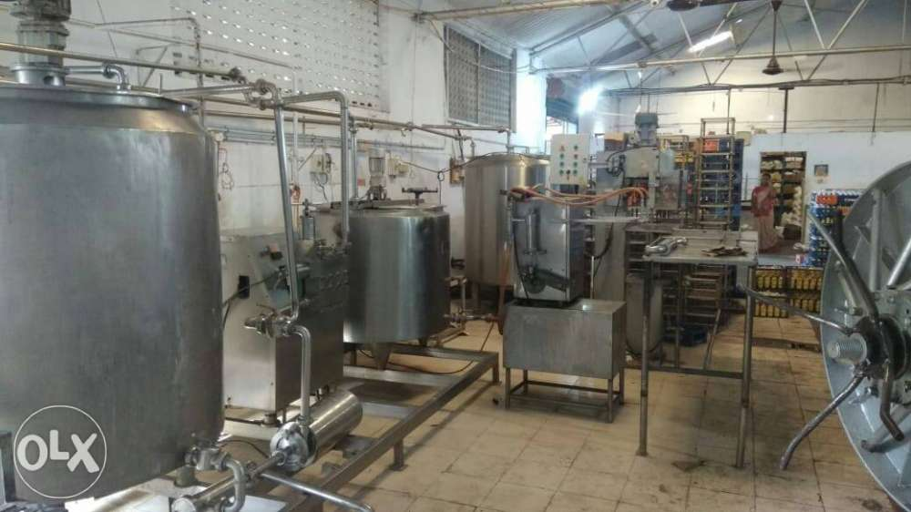 Listing - Profitable Running Milk Product Manufacturing Company For