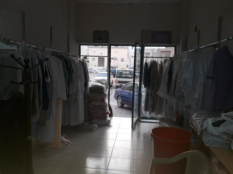 Listing - Laundry For Sale At Ajman Industrial Area 2 ,UAE