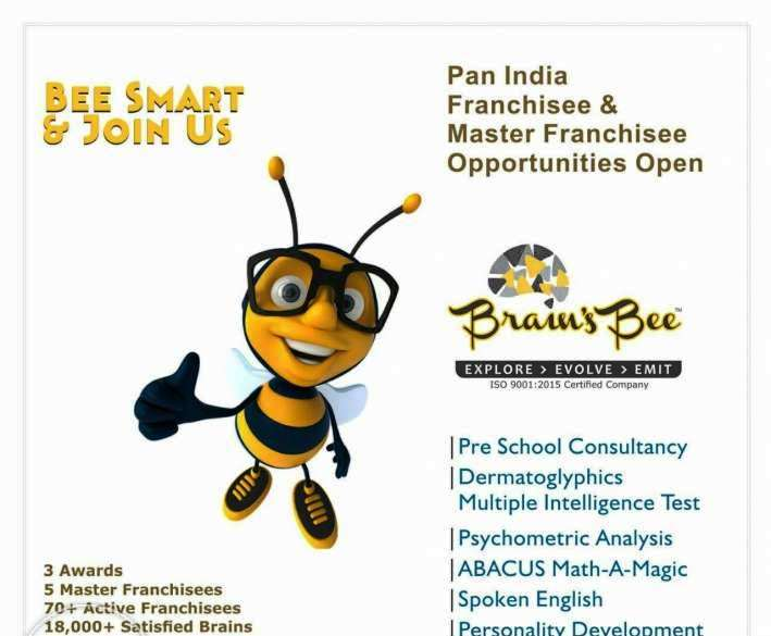 Profitable BrainsBee Educational Franchise For Sale In Aurangabad, Maharashtra, India
