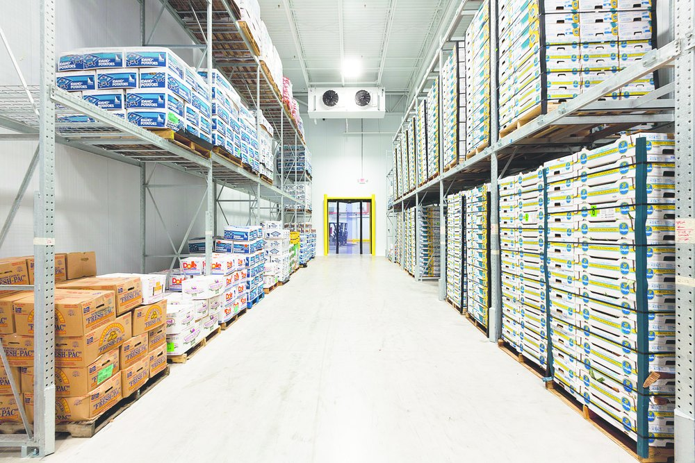 Listing - Well Running Cold Storage Business For Sale At