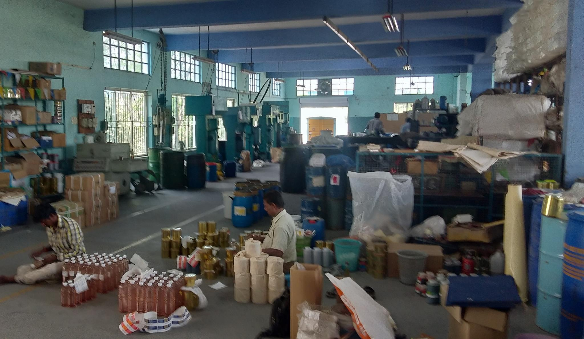 Listing - Plastic Factory For Sale At Tamil Nadu,India | Tobuz
