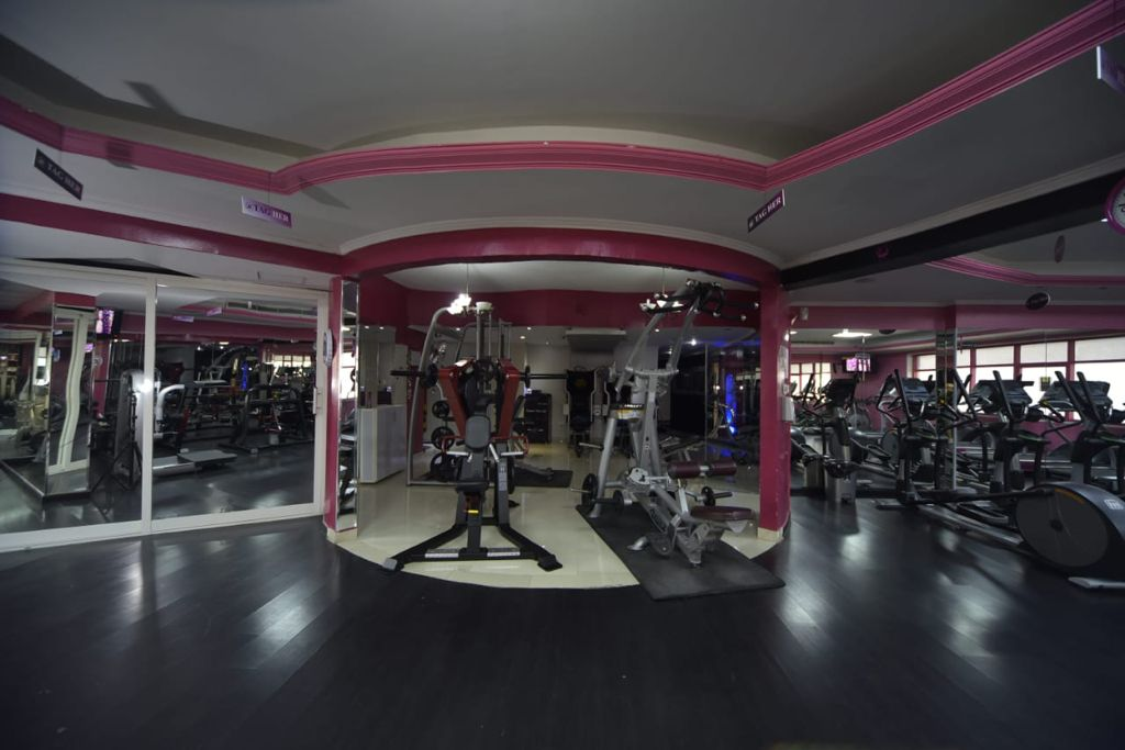 A Very High Profitable And Well Known Gym Plus Salon For Sale